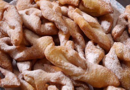 beignets de carnaval de nice